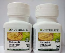 Amway Nutrilite Natural B With Yeast (100 PCS, Pack of 2)