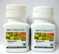 Amway Nutrilite Natural C (120 PCS, Pack of 2)