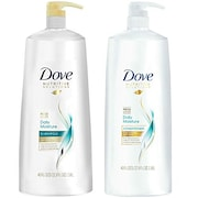 Dove Nutritive Solutions Daily Moisture Conditioner (1.18LTR, Pack of 2)
