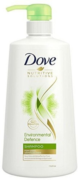 Dove Nutritive Solutions Environmental Defence Shampoo (650ML)