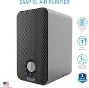 Zaap O2 Room Air Purifier (Black)