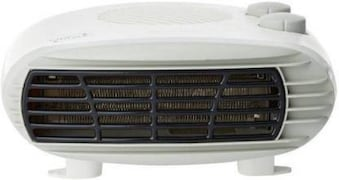 Orpat OEH-1260 Fan Room Heater (White)