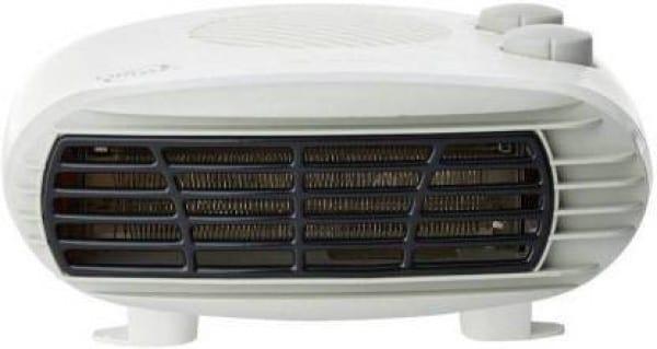 Orpat OEH-1260 Fan Room Heater (White)