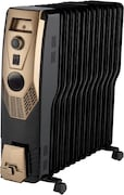 Orient OF1302F Oil Filled Room Heater (Black)