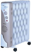Havells OFR 11 Oil Filled Room Heater (White)
