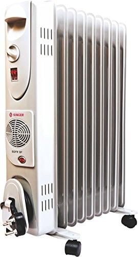Singer OFR 9F Oil Filled Room Heater