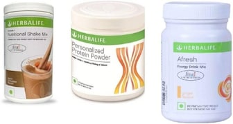Herbalife Combo Pack (Pack of 3)