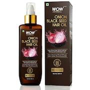 Wow Onion Black Seed Hair Oil (200ML)