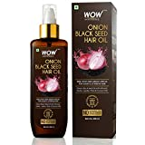 Wow Onion Black Seed Hair Oil (200ML)