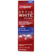 Colgate Optic Platinum White And Radiant Toothpaste (96GM)