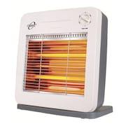 Orpat OQH-1280 Halogen Room Heater (White)