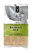 Ancient Wisdom Organic Basmati Rice (1KG)