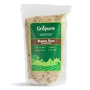 Gropure Organic Long Grain Brown Rice (1KG)