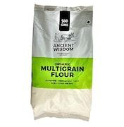 Ancient Wisdom Organic Multigrain Flour (500GM)