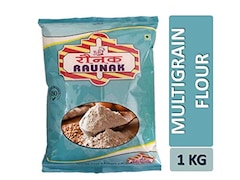Raunak Organic Multigrain Flour (1KG)