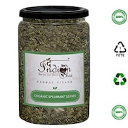 The Indian Chai Organic Spearmint Leaves Herbal Tea (100GM)