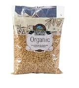Health Fields Organic Toor Dal (Yellow, 1KG, Pack of 2)