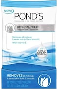 Ponds Orginal Fresh MoistureClean Towelettes (28 PCS)