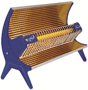 Orpat ORH-1410 Radiant Room Heater (Blue)