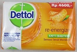 Dettol Original Bar Soap (111GM, Pack of 12)