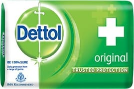 Dettol Original Bar Soap (125GM)
