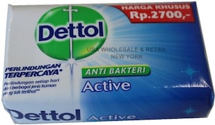 Dettol Original Bar Soap (70GM, Pack of 3)
