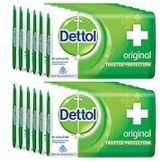 Dettol Original Bar Soap (125GM, Pack of 12)