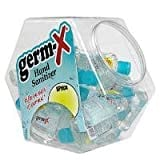 germ-X Original Hand Sanitizer (74ML, Pack of 24)