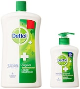 Dettol Original Liquid Hand Wash Jar (900ML)