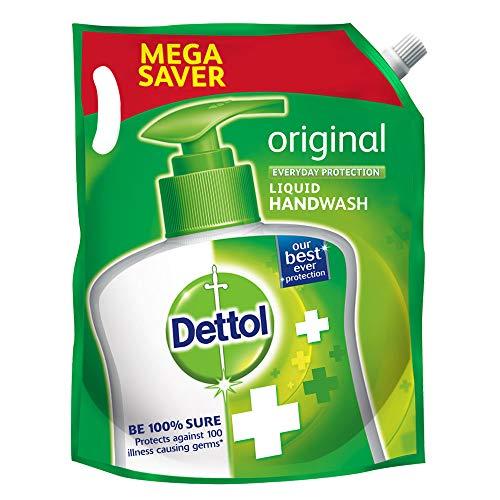 Dettol Original Liquid Hand Wash Jar (500ML)