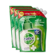 Dettol Original Liquid Hand Wash (450ML, Pack of 3)