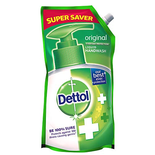 Dettol Original Liquid Hand Wash (750ML)