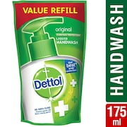 Dettol Original Liquid Soap Refill (175ML)