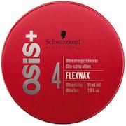 Schwarzkopf Osis Flexwax Ultra Strong Cream Wax Hair Styler