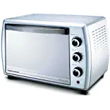 Morphy Richards OTG 36 RCSS 36 L Oven Toaster Grill (Silver)