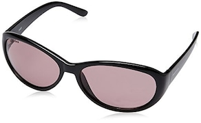 Fastrack P188PK2F Oval Sunglasses (Pink, Free Size)