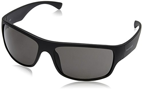Fastrack P192GR1 Oval Sunglasses (Grey, Free Size)
