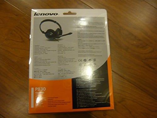 Lenovo P830 Earphones (Black)