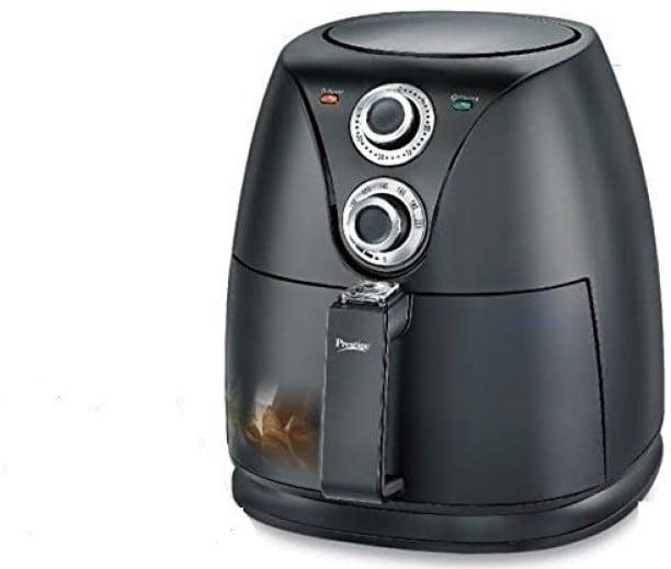 Prestige PAF 5.0 2.2 L Air Fryer (Black)