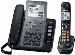 Panasonic PAKXTG9471 Corded Landline Phone (Black)