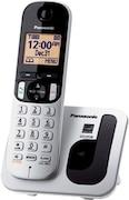 Panasonic PAKXTGC210S Cordless Landline Phone (White)