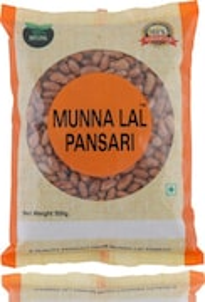 MUNNA LAL Pansari Rajma (Brown, 500GM)