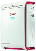Prestige PAP 5.0 Room Air Purifier (White & red)