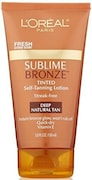 Loreal Paris Loreal Dermo Expertise Sublime Bronze Tinted Self Tanning Lotion (87ML)