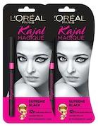Loreal Paris Magique Kajal (35GM, Pack of 2)