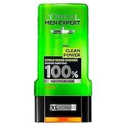 Loreal Paris Men Expert Clean Power Citrus Wood Shower Gel (300ML)