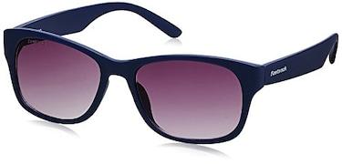 Fastrack PC001BK22 Wayfarer Sunglasses (Black, Free Size)