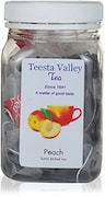 Teesta Valley Tea Peach Hand Picked Tea (40GM, 20 Pieces)