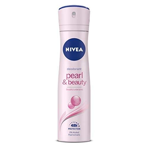 Nivea Pearl And Beauty Deodorant (150ML)