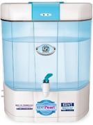 Kent Pearl 8L RO+UV+UF+TDS Water Purifier (White)